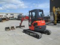 KUBOTA TRACTOR CORPORATION TRACK EXCAVATORS U35 equipment  photo 2