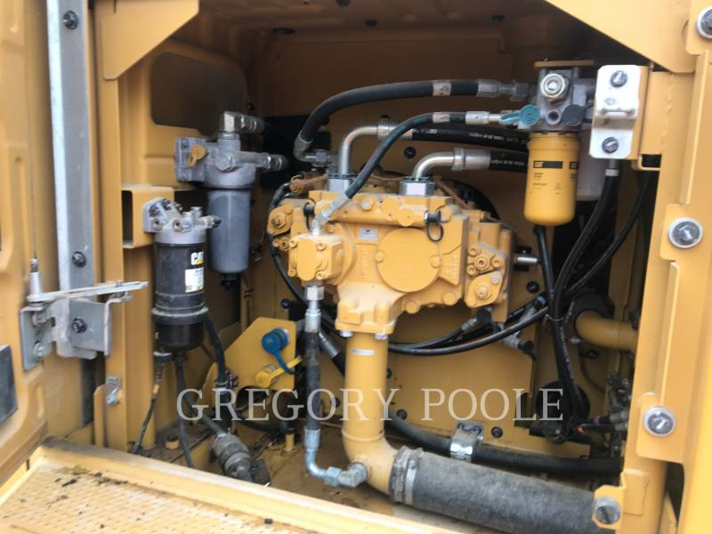 CATERPILLAR KETTEN-HYDRAULIKBAGGER 320E L equipment  photo 14