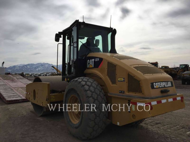 CATERPILLAR COMBINATION ROLLERS CS74 equipment  photo 5