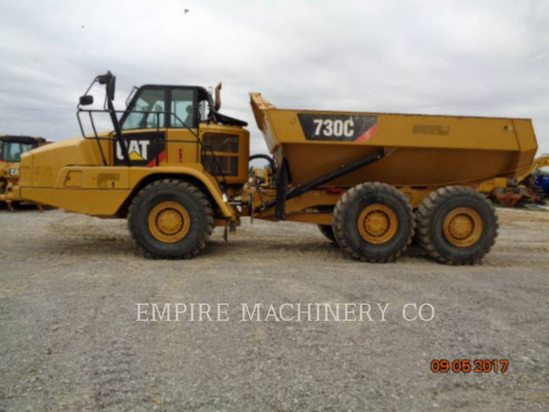 CATERPILLAR ダンプ・トラック 730C equipment  photo 2