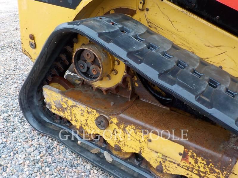 CATERPILLAR CARGADORES MULTITERRENO 279C equipment  photo 20