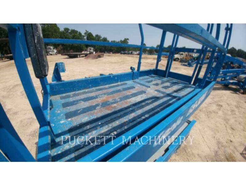 GENIE INDUSTRIES LIFT - SCISSOR GS3246 equipment  photo 3