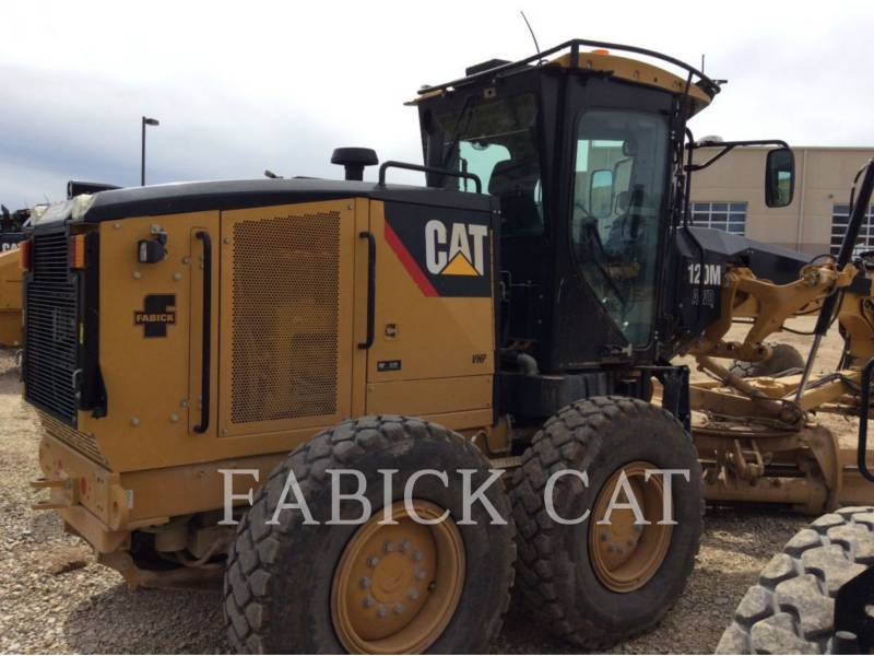 CATERPILLAR NIVELEUSES 120MAWD equipment  photo 4