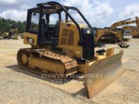 Equipment photo CATERPILLAR D3K2 LGP TRACK TYPE TRACTORS 1