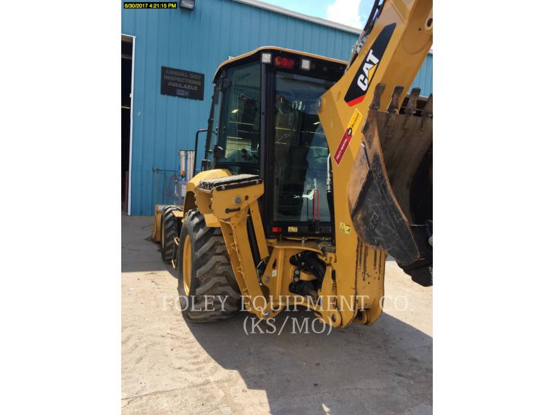 CATERPILLAR CHARGEUSES-PELLETEUSES 416F2 equipment  photo 4