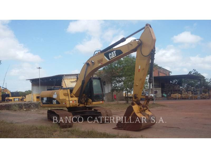 CATERPILLAR PELLES SUR CHAINES 320DL equipment  photo 11