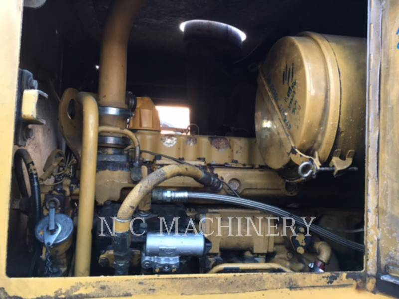 CATERPILLAR MOTONIVELADORAS 14G equipment  photo 16
