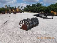 CATERPILLAR HERRAMIENTA DE TRABAJO - GARFIO MULTI-GRAPPLE FOR TELEHANDLER 1.1 CYD equipment  photo 2