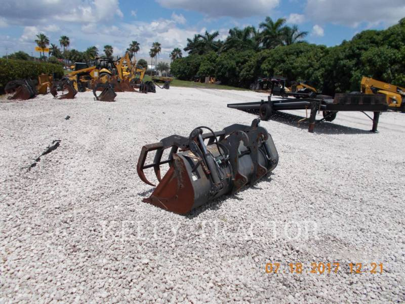 CATERPILLAR  GRAPPLE MULTI-GRAPPLE FOR TELEHANDLER 1.1 CYD equipment  photo 2