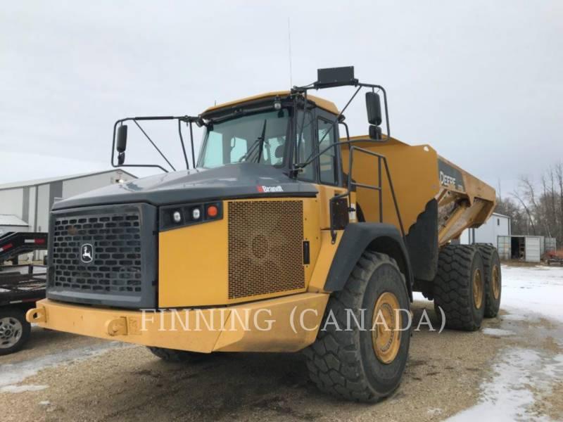 JOHN DEERE アーティキュレートトラック 370 E equipment  photo 1