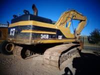 CATERPILLAR PELLES SUR CHAINES 345BIIL equipment  photo 1