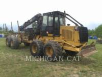 CATERPILLAR MACHINE FORESTIERE 574 equipment  photo 24