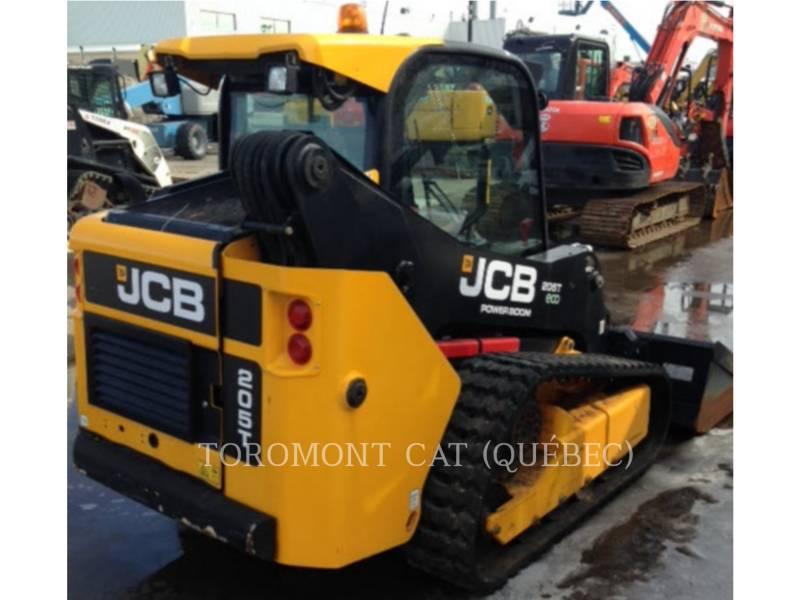JCB CARGADORES DE CADENAS 205T equipment  photo 7