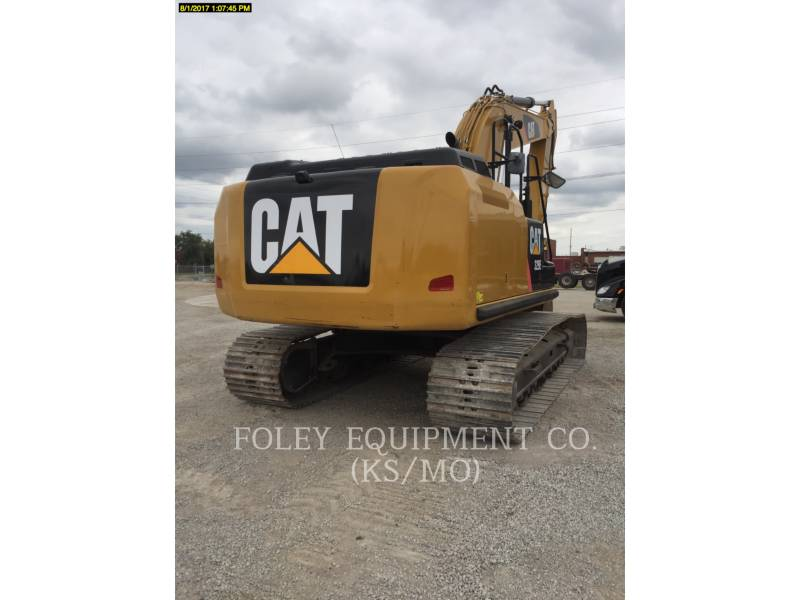 CATERPILLAR TRACK EXCAVATORS 329EL10 equipment  photo 3