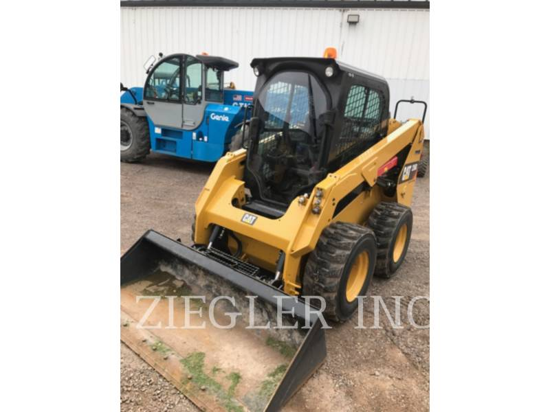 CATERPILLAR KOMPAKTLADER 236D equipment  photo 5