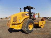 CATERPILLAR COMPACTEUR VIBRANT, MONOCYLINDRE À PIEDS DAMEURS CS56B   ST equipment  photo 2