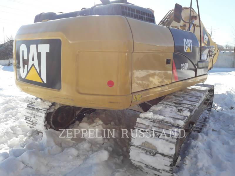 CATERPILLAR KOPARKI GĄSIENICOWE 320D2L equipment  photo 4