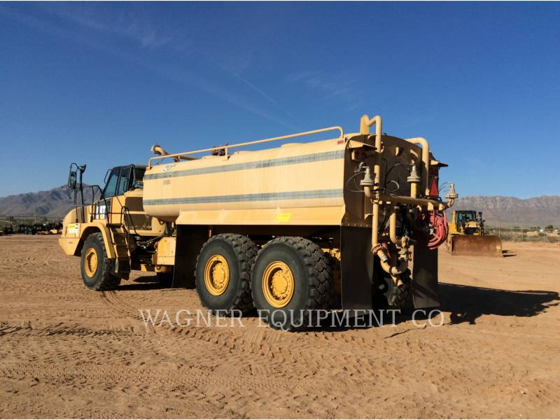 CATERPILLAR WATER WAGONS 730C WT equipment  photo 2