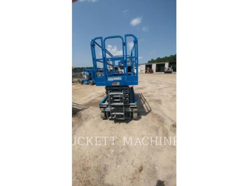 GENIE INDUSTRIES LIFT - SCISSOR GS3246 equipment  photo 2