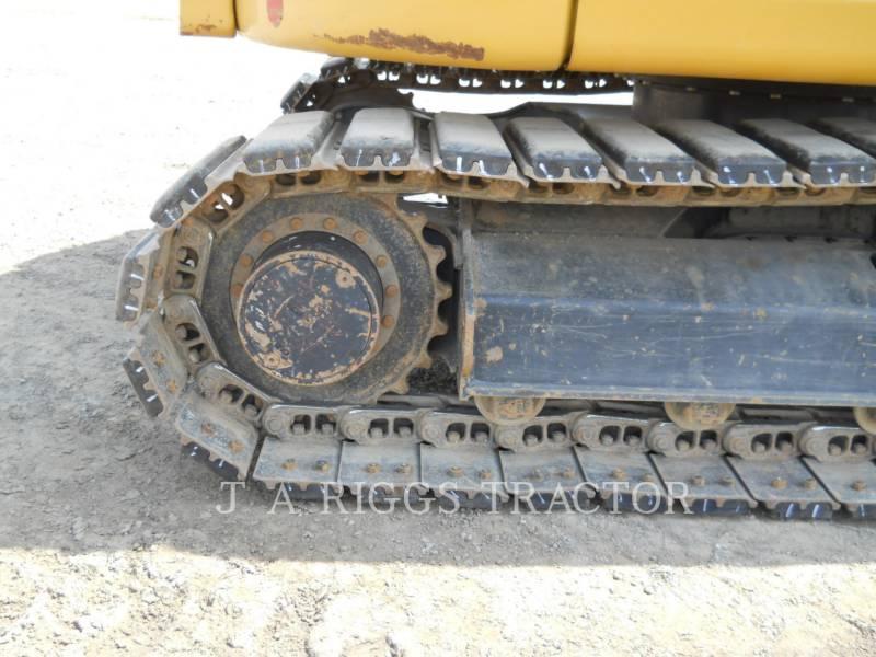 CATERPILLAR EXCAVADORAS DE CADENAS 308E equipment  photo 16