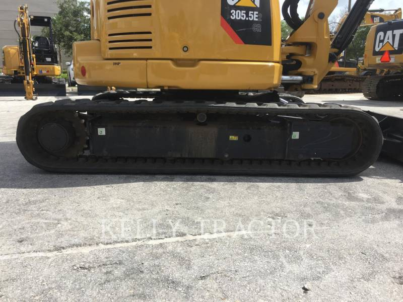 CATERPILLAR PELLES SUR CHAINES 305.5E2CR equipment  photo 9