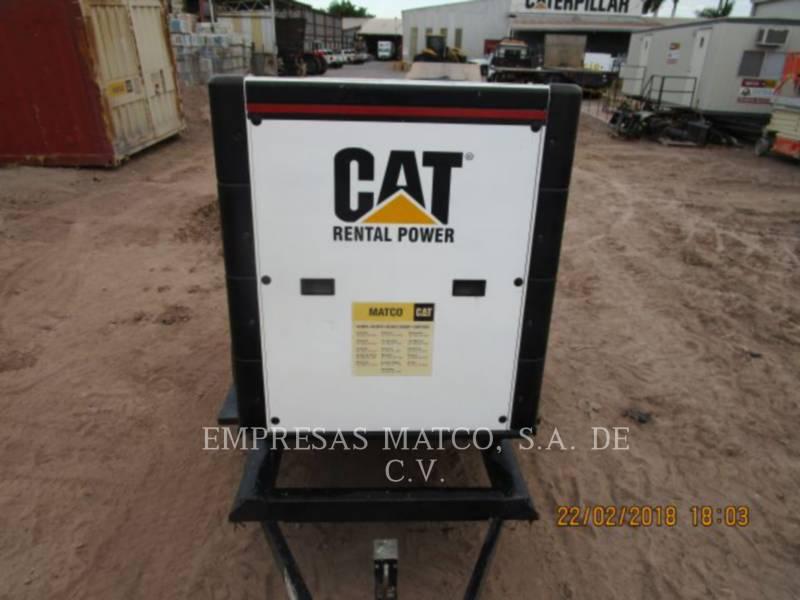 OLYMPIAN CAT MOBILE GENERATOR SETS GEP55-3 equipment  photo 5