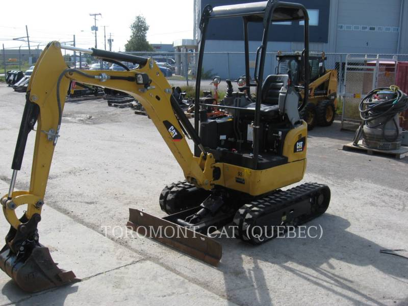 CATERPILLAR KETTEN-HYDRAULIKBAGGER 301.7D CR equipment  photo 4