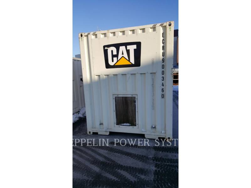 CATERPILLAR PORTABLE GENERATOR SETS XQ 1475G equipment  photo 2