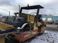 Equipment photo DYNAPAC CC722 TANDEMOWY WALEC WIBRACYJNY DO ASFALTU (STAL-STAL) 1