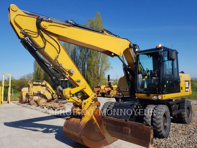 CATERPILLAR MOBILBAGGER M313D equipment  photo 1