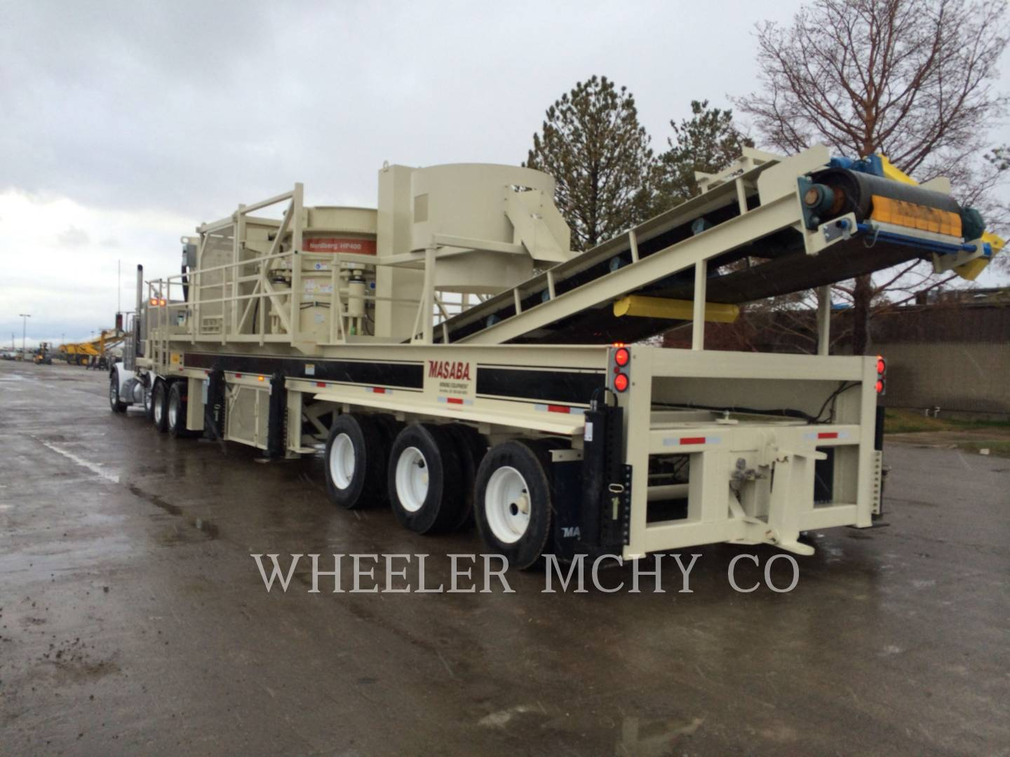 Detail photo of 2013 Metso HP400 from Construction Equipment Guide