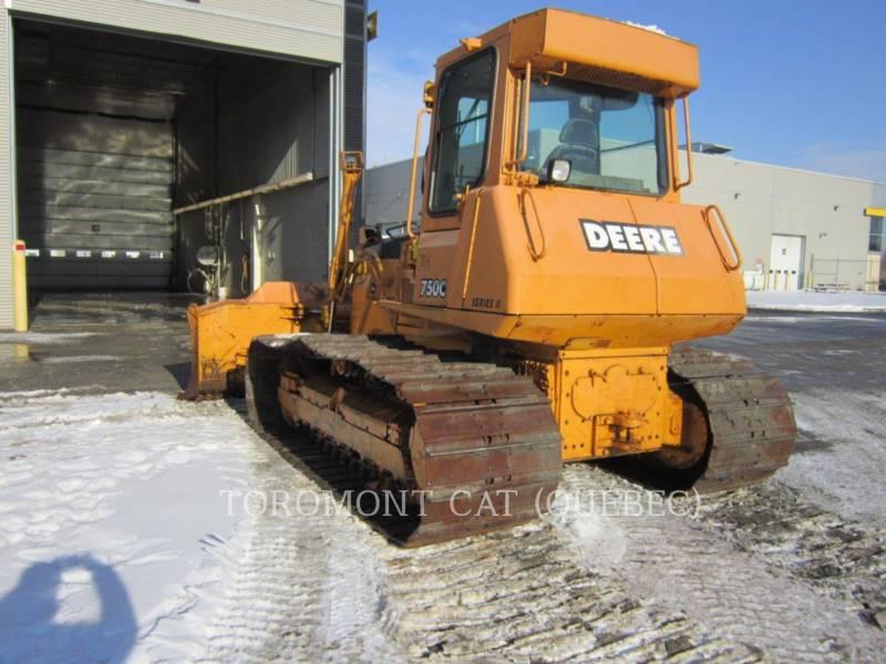 JOHN DEERE ブルドーザ 750CL equipment  photo 6