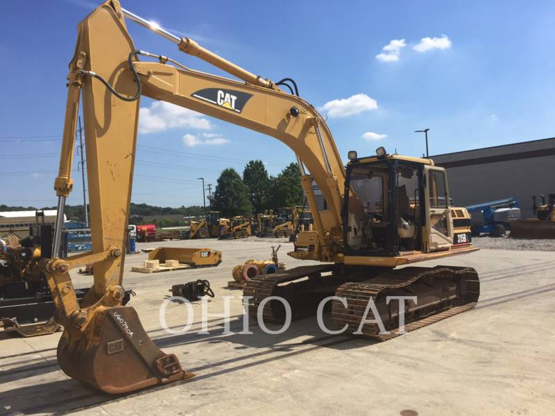 CATERPILLAR EXCAVADORAS DE CADENAS 315BL equipment  photo 1