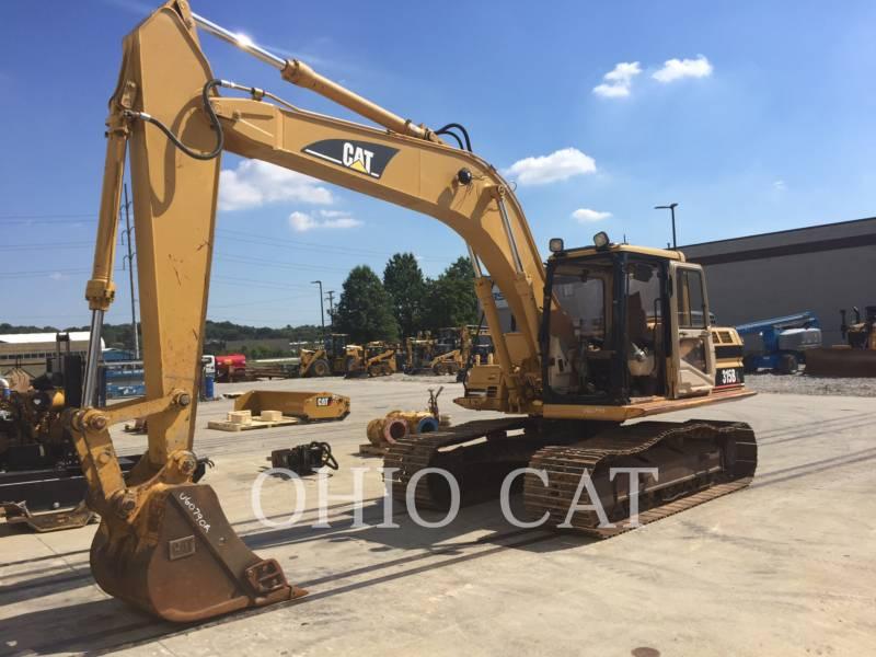 CATERPILLAR TRACK EXCAVATORS 315BL equipment  photo 1