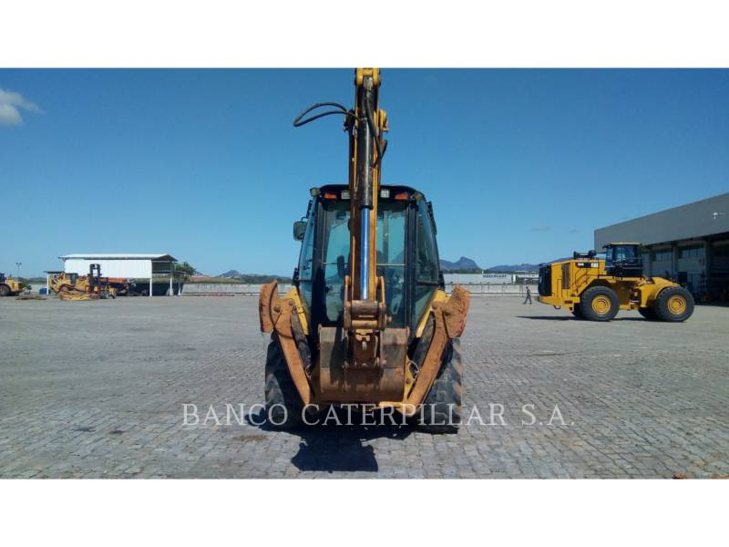 CATERPILLAR BACKHOE LOADERS 416EST equipment  photo 25