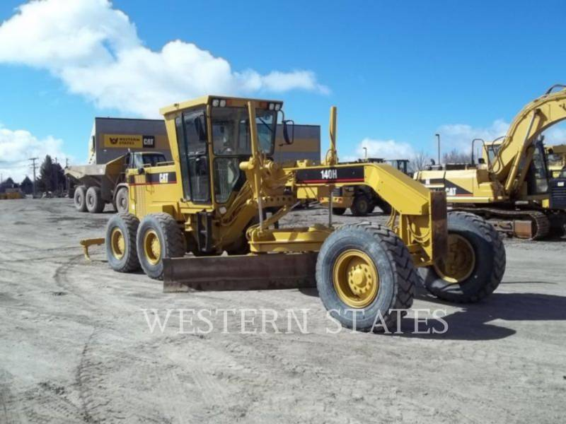 CATERPILLAR NIVELEUSES 140H equipment  photo 2