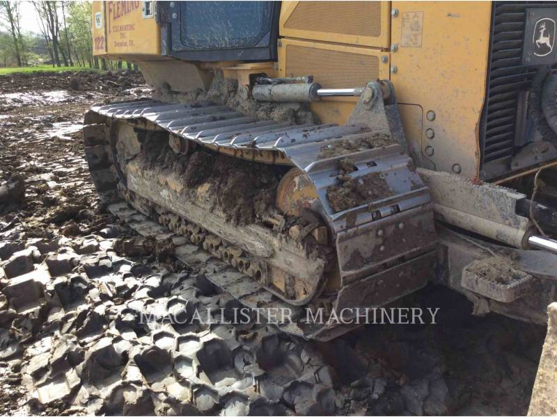 JOHN DEERE KETTENDOZER 650K XLT equipment  photo 14