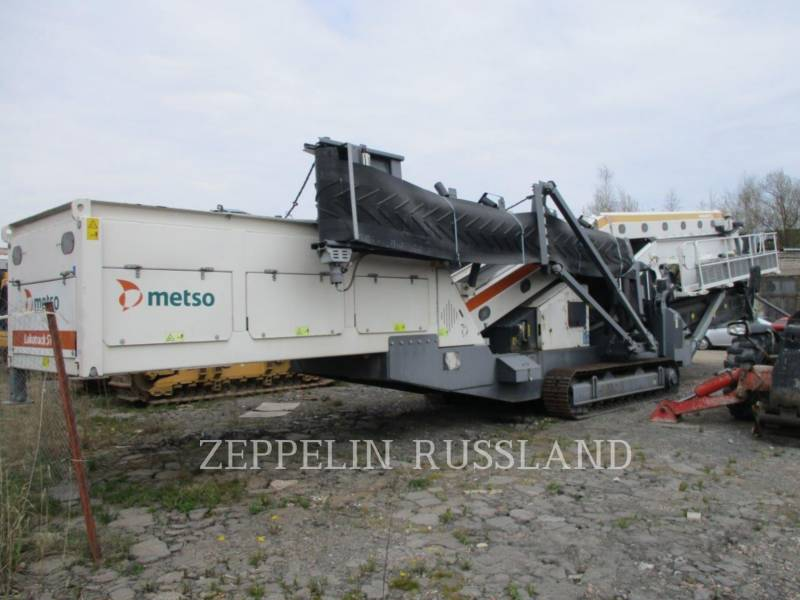 METSO スクリーン ST3.8 equipment  photo 3