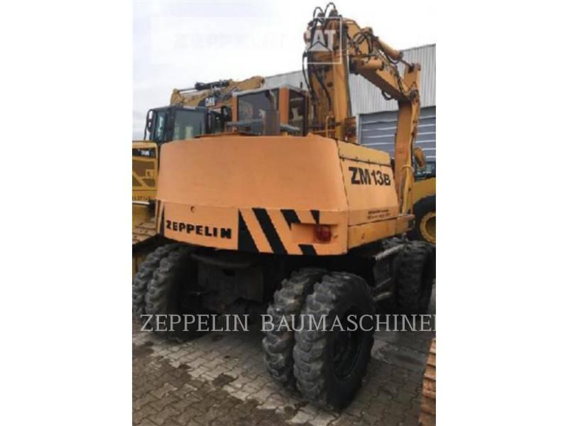 ZEPPELIN PELLES SUR PNEUS ZM13 equipment  photo 11