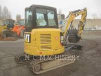 CATERPILLAR トラック油圧ショベル 303.5E2CR equipment  photo 3