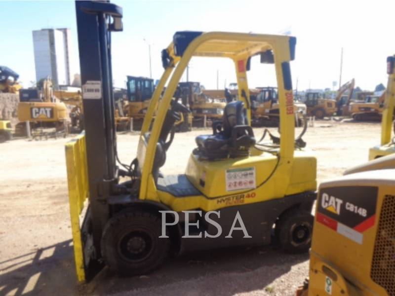 HYSTER MONTACARGAS H40FT equipment  photo 4