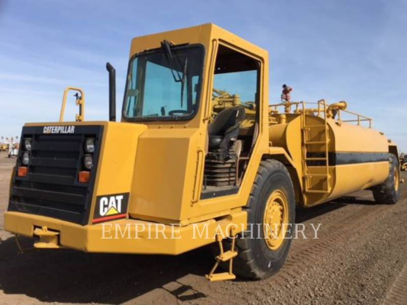 CATERPILLAR MOTOESCREPAS 613C equipment  photo 1