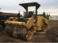 CATERPILLAR ROLO COMPACTADOR DE ASFALTO DUPLO TANDEM CB54 equipment  photo 1