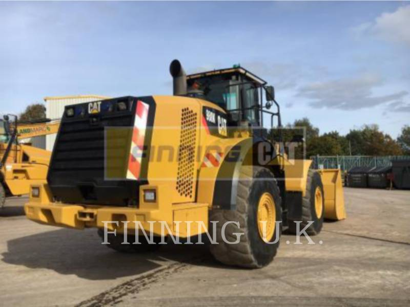 CATERPILLAR WHEEL LOADERS/INTEGRATED TOOLCARRIERS 980K HL equipment  photo 3