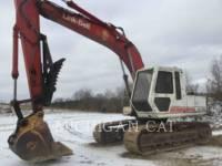 Equipment photo LINK-BELT CONST. LS2700 TRACK EXCAVATORS 1