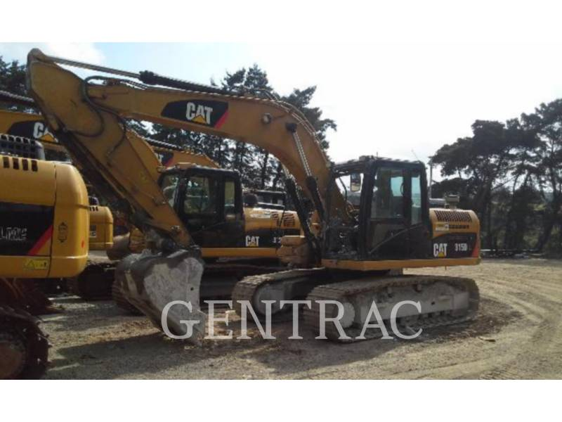 CATERPILLAR トラック油圧ショベル 315DL equipment  photo 1