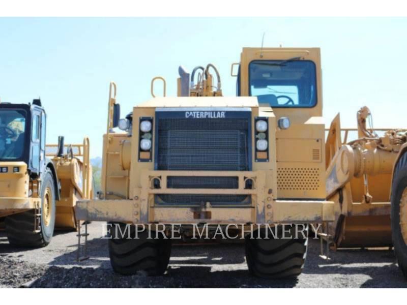 CATERPILLAR WHEEL TRACTOR SCRAPERS 631G equipment  photo 9