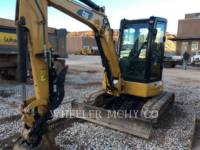CATERPILLAR KETTEN-HYDRAULIKBAGGER 304E2 C3TH equipment  photo 3