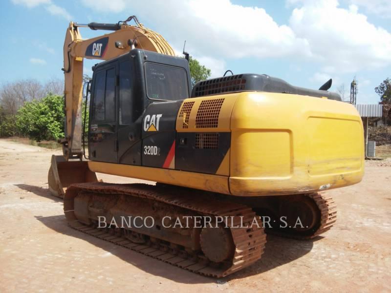 CATERPILLAR TRACK EXCAVATORS 320D2 equipment  photo 3