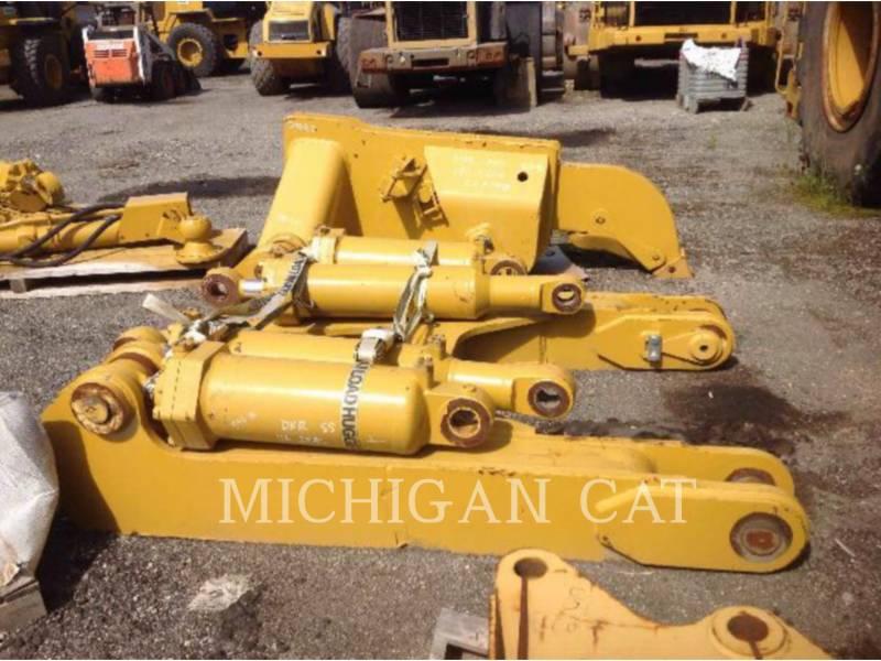 CATERPILLAR TRACK TYPE TRACTORS D10R equipment  photo 15